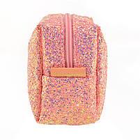Пенал-косметичка YES «Supra», розовая код: 532717, фото 2