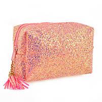 Пенал-косметичка YES «Supra», розовая код: 532717, фото 4