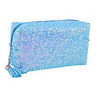 Пенал-косметичка YES «Supra» блакитна (532718), фото 3