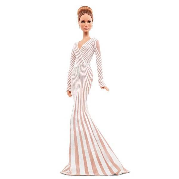 Barbie Коллекционная кукла барби Дженнифер Лопес на красной дорожке Collector Jennifer Lopez Red Carpet Doll