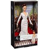 Barbie Коллекционная кукла барби Дженнифер Лопес на красной дорожке Collector Jennifer Lopez Red Carpet Doll, фото 5