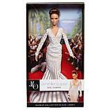 Barbie Коллекционная кукла барби Дженнифер Лопес на красной дорожке Collector Jennifer Lopez Red Carpet Doll, фото 8