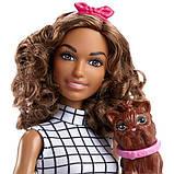 Barbie Барби Парикмахер для питомцев Pet Groomer Doll, фото 6