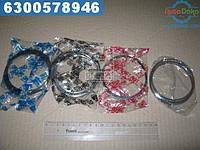 ⭐⭐⭐⭐⭐ Кольца МАЗДА R2 d86.0+0.5 2.0-2.0-4.0 на 4 цилиндра (производство  TP)  33751.050