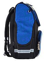 Рюкзак школьный ортопедический каркасный Smart PG-11 Car, 34*26*14 код: 554545, фото 2