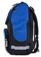 Рюкзак школьный ортопедический каркасный Smart PG-11 Car, 34*26*14 код: 554545, фото 3