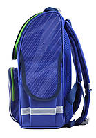 Рюкзак школьный ортопедический каркасный Smart PG-11 Extreme racing, 34*26*14 код: 554551, фото 3