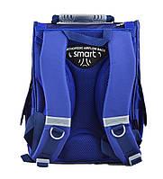 Рюкзак школьный ортопедический каркасный Smart PG-11 Extreme racing, 34*26*14 код: 554551, фото 4
