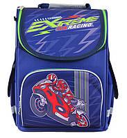 Рюкзак школьный ортопедический каркасный Smart PG-11 Extreme racing, 34*26*14 код: 554551, фото 5