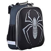 Рюкзак школьный каркасный ортопедический 1 Вересня H-12-2 Spider, 38*29*15        код: 554595