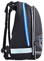 Рюкзак школьный ортопедический каркасный  YES  H-12 SP, 38*29*15 код: 554603, фото 2
