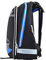 Рюкзак школьный ортопедический каркасный  YES  H-12 SP, 38*29*15 код: 554603, фото 3