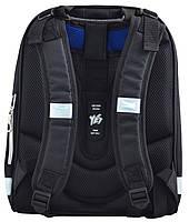 Рюкзак школьный ортопедический каркасный  YES  H-12 SP, 38*29*15 код: 554603, фото 4
