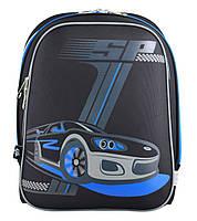 Рюкзак школьный ортопедический каркасный  YES  H-12 SP, 38*29*15 код: 554603, фото 5
