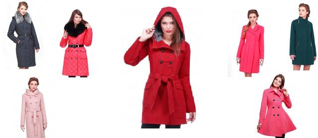 Женские пальто, полупальто,шубы