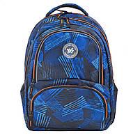 Рюкзак школьный ортопедический для подростка YES T-48 Fang, 42.5*31*19 код: 554876, фото 5