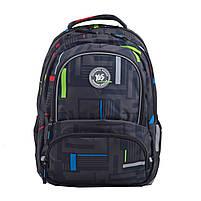Рюкзак школьный ортопедический для подростка YES T-48 Move, 42.5*31*19 код: 554896, фото 6