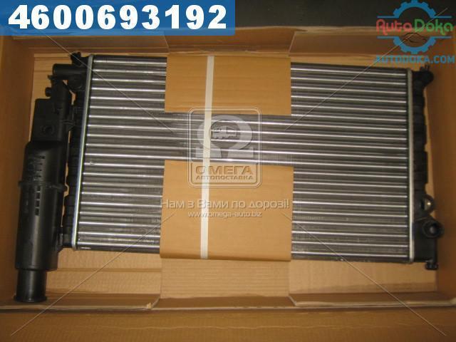 Радиатор охлаждения двигателя ПЕЖО 405 MT/AT 87-92 (Van Wezel) 405  1, 40002097
