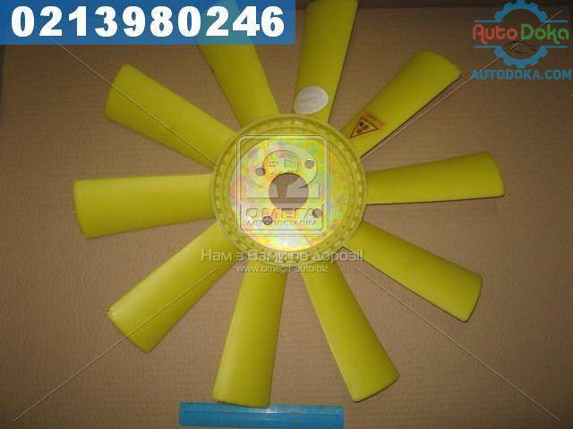 Крыльчатка вентилятора ЯМЗ (10 лопастей, пластик)  238Н-1308012