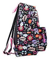 Рюкзак городской прогулочный YES ST-17 Crazy OOPS!, 42*32*12 код: 554980, фото 2