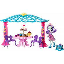 Enchantimals Чаепитие Пэттер Павлины и Флэпа FRH49 Patter Peacock Doll Playset