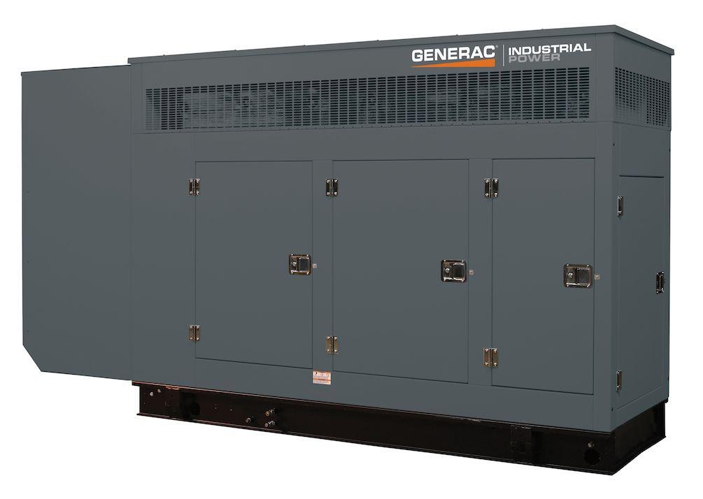Трехфазный газовый генератор GENERAC SG 150 (120 кВт)
