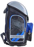Рюкзак школьный ортопедический каркасный 1 Вересня H-26 Off-Road, 40*30*16 код: 555088, фото 2