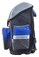 Рюкзак школьный ортопедический каркасный 1 Вересня H-26 Off-Road, 40*30*16 код: 555088, фото 3