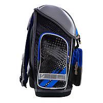 Рюкзак школьный ортопедический каркасный 1 Вересня H-26 Off-Road, 40*30*16 код: 555088, фото 6