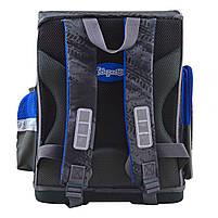 Рюкзак школьный ортопедический каркасный 1 Вересня H-26 Off-Road, 40*30*16 код: 555088, фото 7