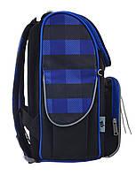 Рюкзак школьный ортопедический каркасный 1 Вересня H-11 Oxford, 33.5*26*13.5 код: 555130, фото 2