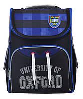 Рюкзак школьный ортопедический каркасный 1 Вересня H-11 Oxford, 33.5*26*13.5 код: 555130, фото 5
