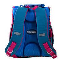 Рюкзак школьный каркасный 1 Вересня H-11 Winx mint, 33.5*26*13.5 код: 555188, фото 9