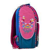 Рюкзак школьный каркасный 1 Вересня H-11 Winx mint, 33.5*26*13.5 код: 555188, фото 7
