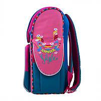 Рюкзак школьный каркасный 1 Вересня H-11 Winx mint, 33.5*26*13.5 код: 555188, фото 8
