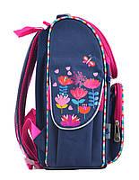 Рюкзак школьный ортопедический каркасный  YES  H-11 Fox, 33.5*26*13.5 код: 555202, фото 2
