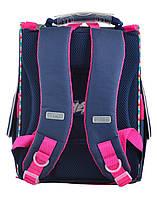 Рюкзак школьный ортопедический каркасный  YES  H-11 Fox, 33.5*26*13.5 код: 555202, фото 4