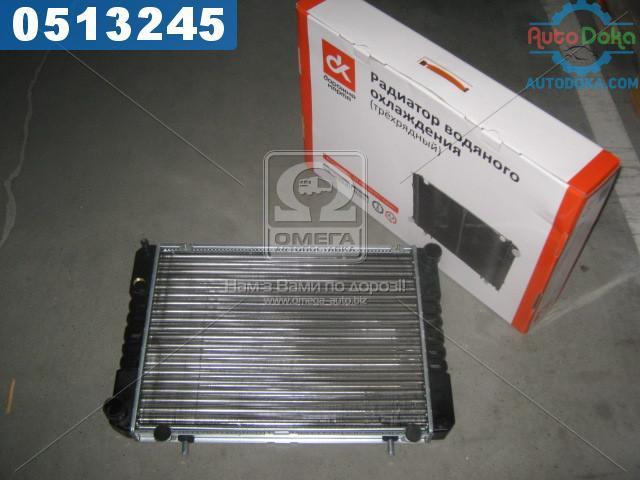 Радиатор водяного охлаждения ГАЗ 3302 (3-х рядный ) (под рамку) 51 мм (Дорожная Карта)  3302-1301010-02