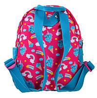 Рюкзак детский дошкольный YES K-19 Unicorn, 24.5*20*11 код: 555309, фото 3
