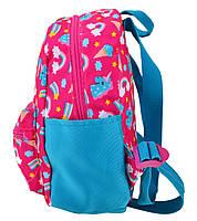 Рюкзак детский дошкольный YES K-19 Unicorn, 24.5*20*11 код: 555309, фото 5