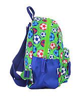 Рюкзак детский дошкольный YES K-19 Football, 24.5*20*11 код: 555311, фото 2