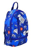 Рюкзак детский  YES  K-21 Star Wars, 27*21.5*11.5  код: 555316