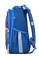 Рюкзак школьный ортопедический каркасный YES H-25 Extreme, 35*26*16 код: 555371, фото 3