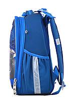 Рюкзак школьный ортопедический каркасный YES H-25 Extreme, 35*26*16 код: 555371, фото 6