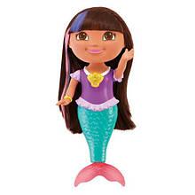 Fisher-Price Плаваюча Дора Даша-слідопит русалонька Dora the Explorer Swimming Mermaid Dora Doll