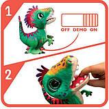 FurReal Friends Интерактивный динозавр Малыш Дино E0387 Munchin' Rex, фото 6
