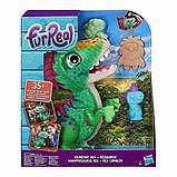 FurReal Friends Интерактивный динозавр Малыш Дино E0387 Munchin' Rex, фото 5
