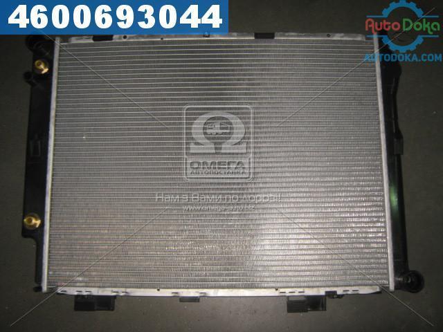 Радиатор охлаждения двигателя Mercedes W210 AT +/-AC 95-02 (Van Wezel) МЕРСЕДЕС, Е-КЛAСС, 30002189