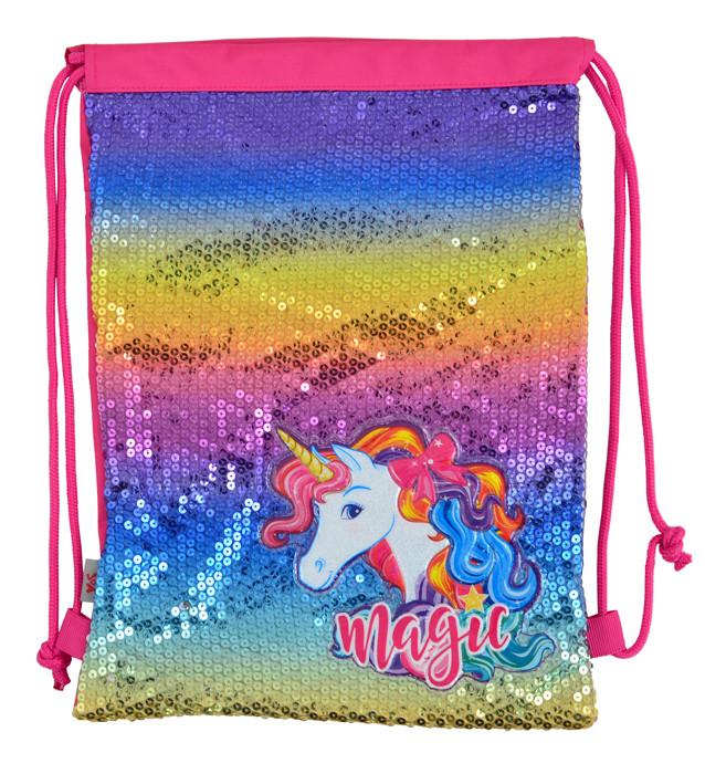 Сумка-мешок YES DB-11 Unicorn, 40*30 код: 555512