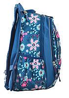 Рюкзак школьный ортопедический для подростка YES Т-28 Spring, 47*39*23 код: 555545, фото 2